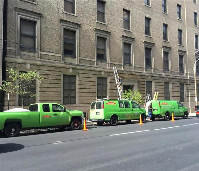 "Why SERVPRO 24/7/365- We are ""Always Here to Help"""