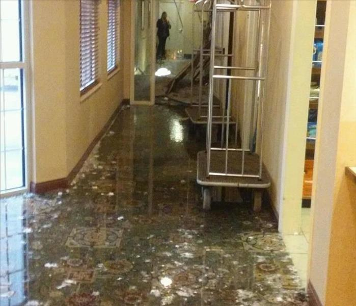 Water Damage Never a Convenient Time for a Disaster