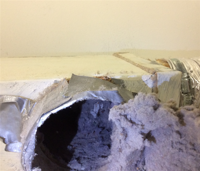 Building Services Preventive Maintenance Programs-Dryer Duct Cleaning
