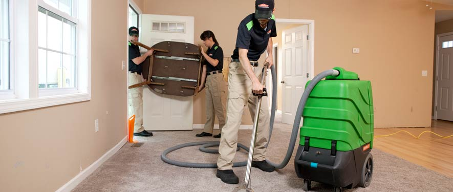 Hazleton, PA residential restoration cleaning